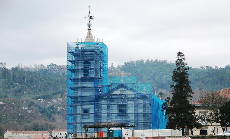 Reabilitação de Igreja orçada em 1M € cria Centro Interpretativo do Barroco