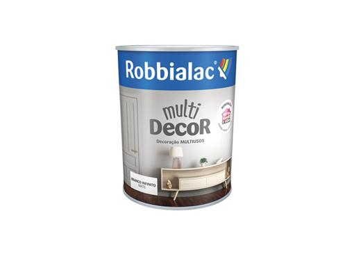 Robbialac aposta em decoração multiusos com Multidecor