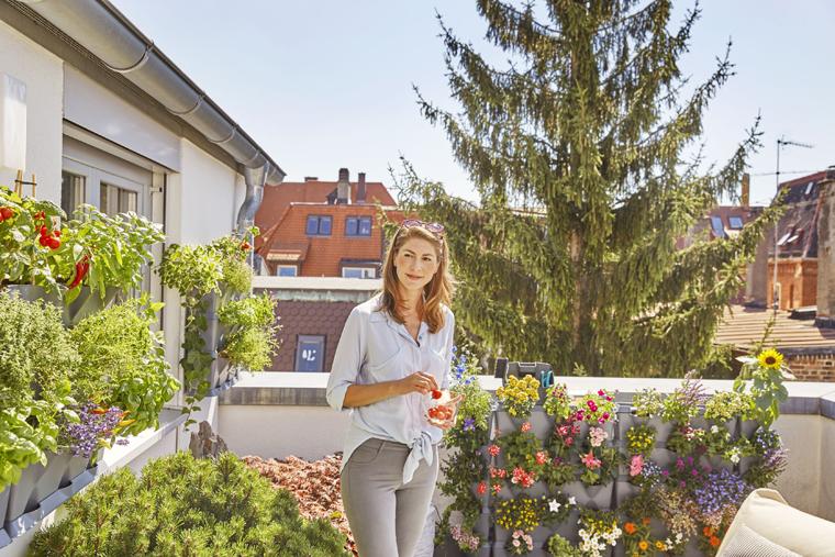 City Gardening Gardena foi patenteado a nível mundial ...