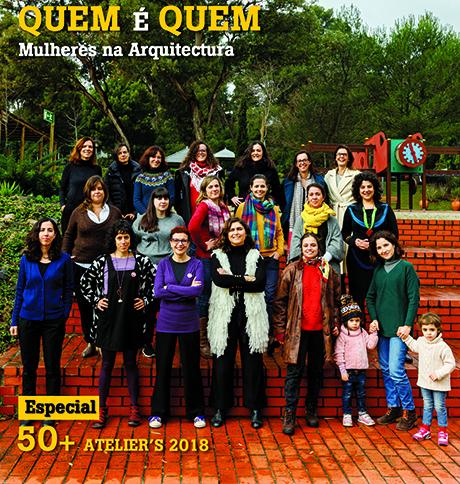 Anteprojectos Edição nº 296 Especial Arquitectura 50+ Mulheres na Arquitectura
