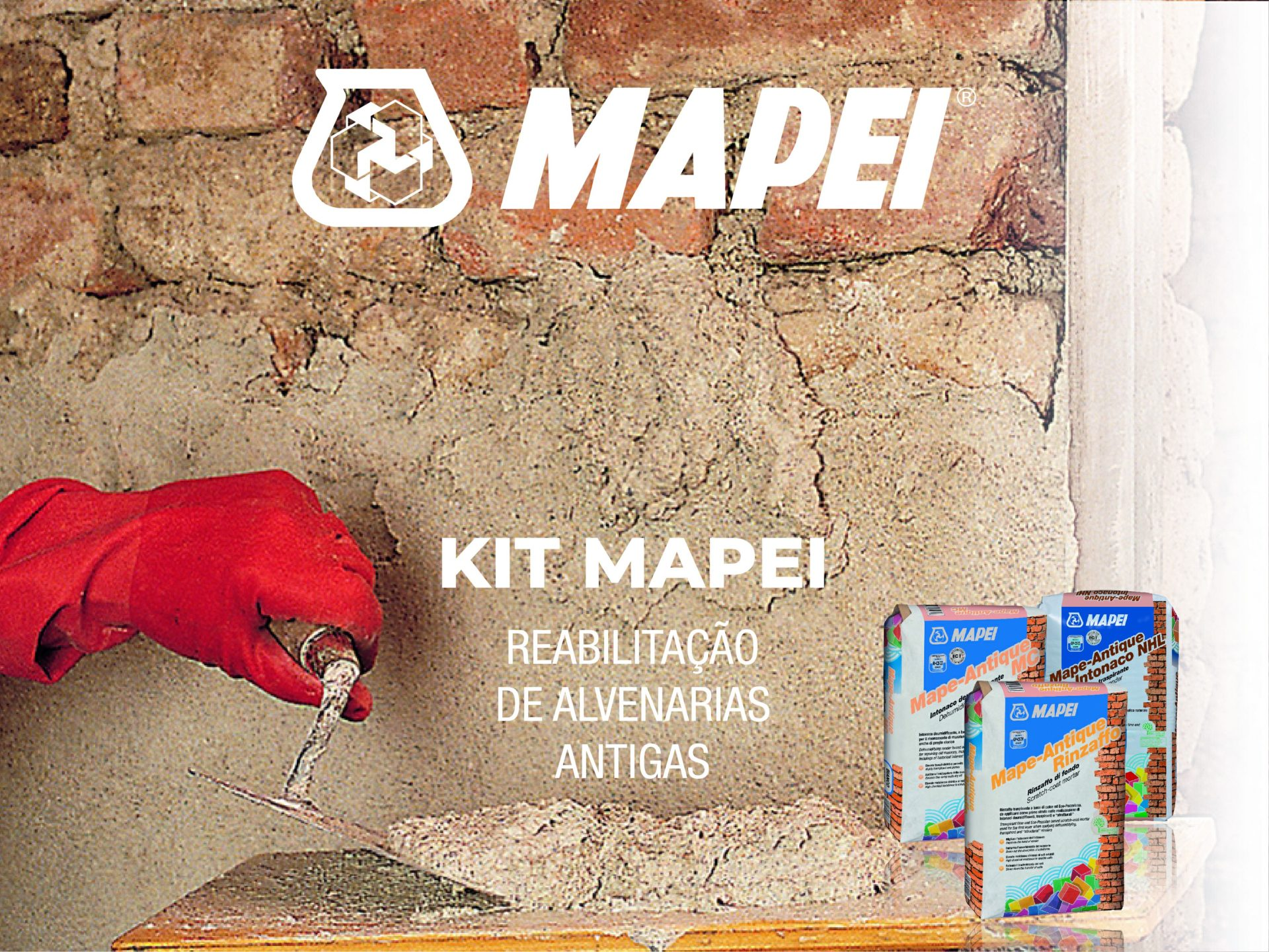 KIT MAPEI MAPE-ANTIQUE