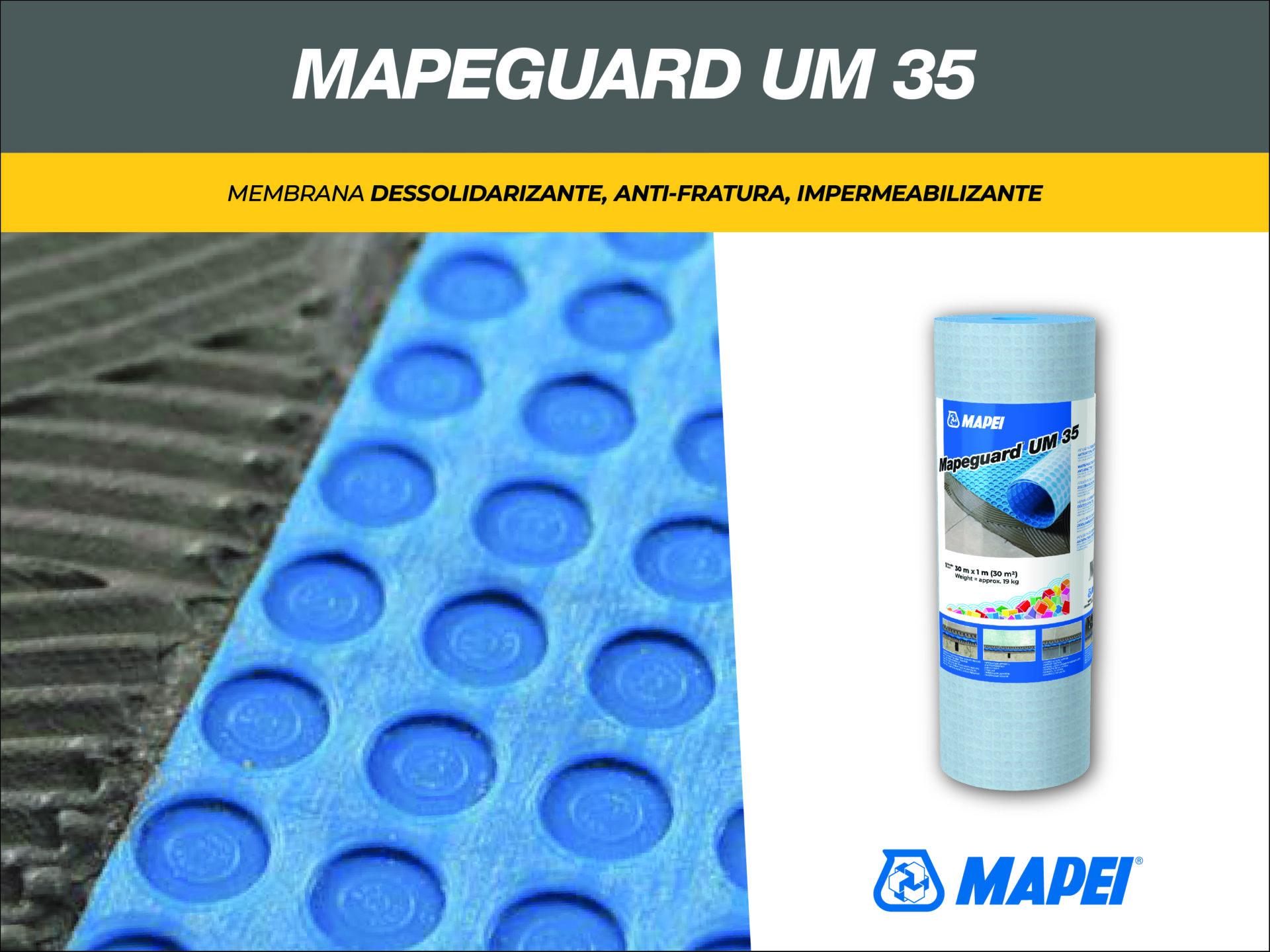 Mapeguard UM 35