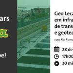 Webinar em infraestruturas de transportes e geotecnia