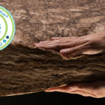 Lã mineral Volcalis o certificado de sustentabilidade