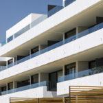 Fachadas Ventiladas em betão polímero