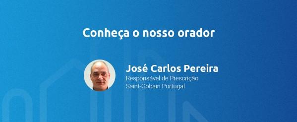 Orador José Carlos Pereira