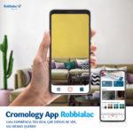 A nova Cromology App