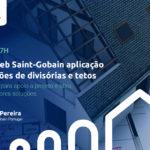 Webinar – Ferramentas Web Saint-Gobain: aplicação DRT para soluções de divisórias e tetos
