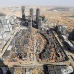 Schindler eleva a nova capital administrativa do  Egito