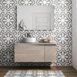 Cerâmicas hidráulicas: estilo com o melhor desempenho
