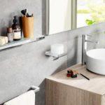 Acessórios para espaços de banho com personalidade