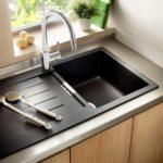 Lava-louças de quartzo, alto desempenho para as cozinhas mais exigentes